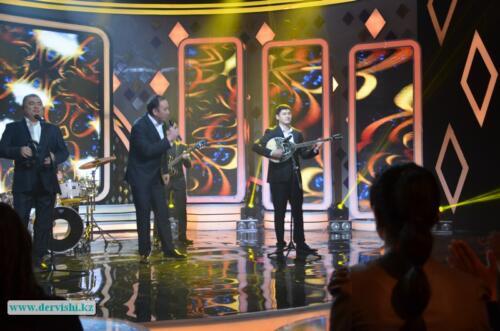Съемки на Астана ТВ